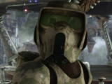 Unidentified clone scout trooper (Kashyyyk)