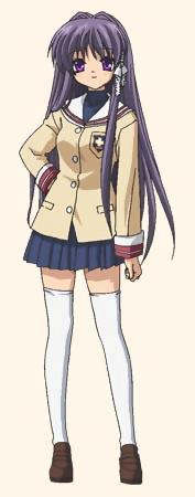 Kyou Fujibayashi Clannad Wiki Fandom