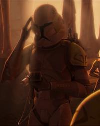 Unidentified clone trooper 1