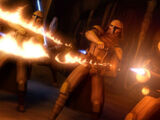 Flame trooper corps