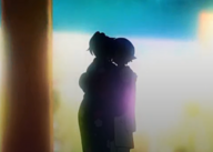 Misae and shima kiss