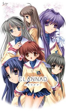 CLANNAD Visual Novel