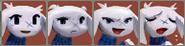 Sue Faces 3D