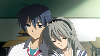 Another World Tomoyo Chapter Clannad Wiki Fandom