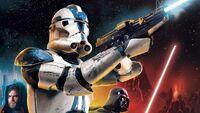 Retired Clone trooper