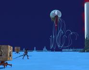 William vs the Scyphozoa in the Ice Sector edit