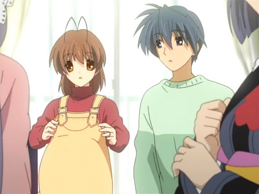 Clannad After Story Baby Ushio