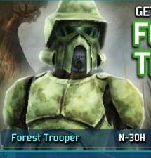 Forest trooper