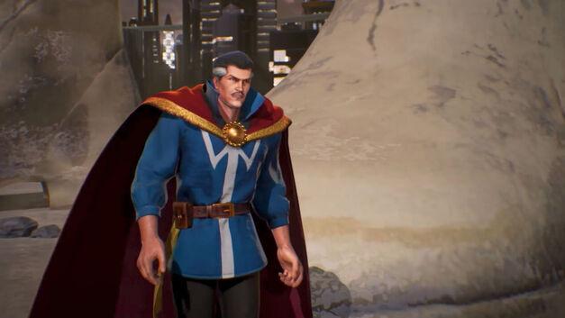 Doctor Strange – Marvel vs Capcom Infinite Roster