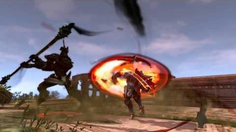 Cabal 2 Warrior Battle Mode