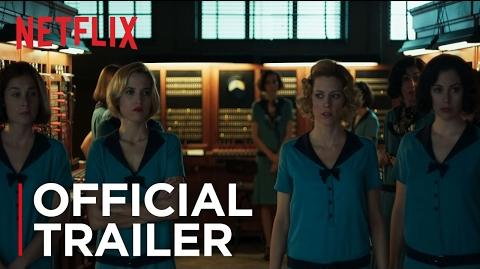 Cable Girls Official Trailer HD Netflix