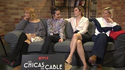 "The stars of Las Chicas Del Cable discuss Spain's ""seductive"" first Netflix Original"