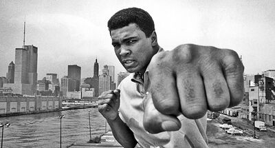 NYCC: Bluefin To Release Muhammed Ali Action Figure