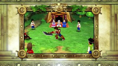 E3 2016 - 'Dragon Quest VII: Fragments of the Forgotten Past' - Official Trailer