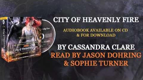 CoHF Excerto do Audiobook