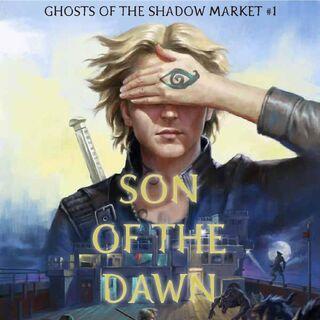 Capa americana (<i>Son of the Dawn</i>)