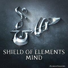Escudo Elementar da Mente