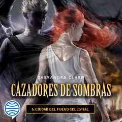 Capa do audiolivro espanhol
