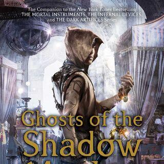 Capa americana (<i>Ghosts of the Shadow Market</i>)