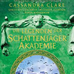 Capa alemã (<i>Legenden der Schattenjäger-Akademie</i>)