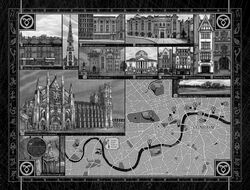 TID London map