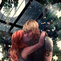 Clary e Jace