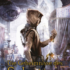 Capa alemã (<i>Die Geheimnisse des Schattenmarktes: Erzählungen</i>)