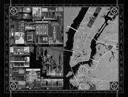 TMI New York map