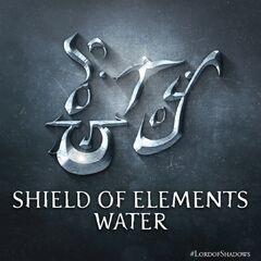 Escudo Elementar da Água