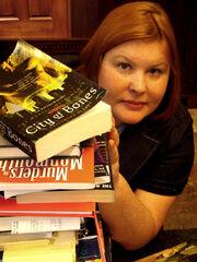 Cassandra Clare 01