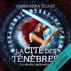 Capa do audiolivro francês
