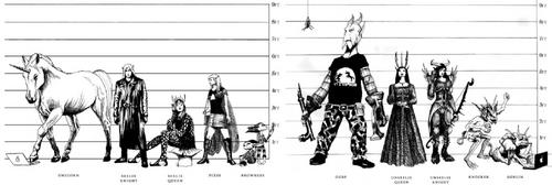Codex Fair Folk