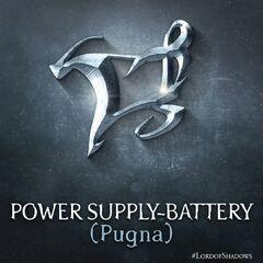 Fonte de Alimentação-Bateria (Pugna)