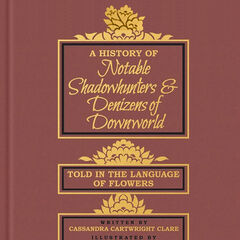 Capa americana da TopatoCo (<i>A History of Notable Shadowhunters and Denizens of Downworld</i>)