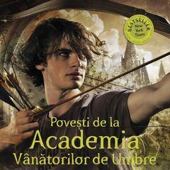 Capa romena (<i>Povești de la Academia Vânătorilor de Umbre</i>)