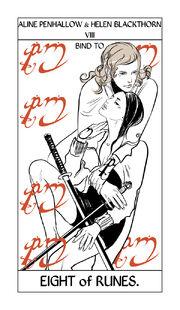 Tarot Runes 8