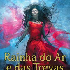 Capa portuguesa (<i>Rainha do Ar e das Trevas</i>)
