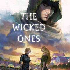 Capa americana (<i>The Wicked Ones</i>)