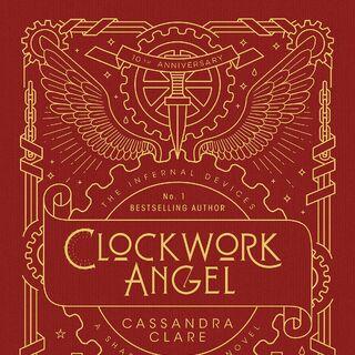 Edição de 10º Aniversário de <i>Clockwork Angel</i>