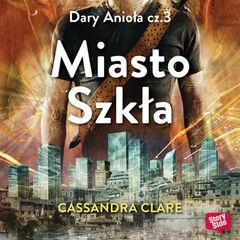 Capa do audiolivro polonês