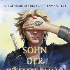 Capa alemã (<i>Sohn Der Dämmerung</i>)