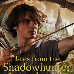 Capa americana (<i>Tales from the Shadowhunter Academy</i>)