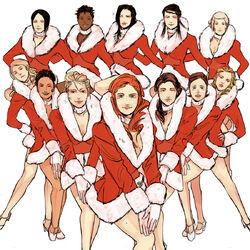 CJ 12 December Girls