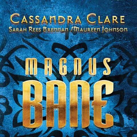<i>Magnus Bane - Zápisky veľkobosoráka</i>
