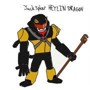Jack Spicer Heylin Dragon