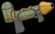 Flamethrower render
