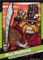 Hex Hatfield Flipdeck
