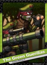 Green Guerillas Flipdeck