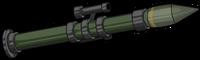 Bazooka render