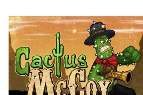 Cactus McCoy Wiki